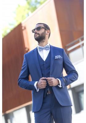 Bleu b Monaco Costume Mariage 8057 WD2HE9I