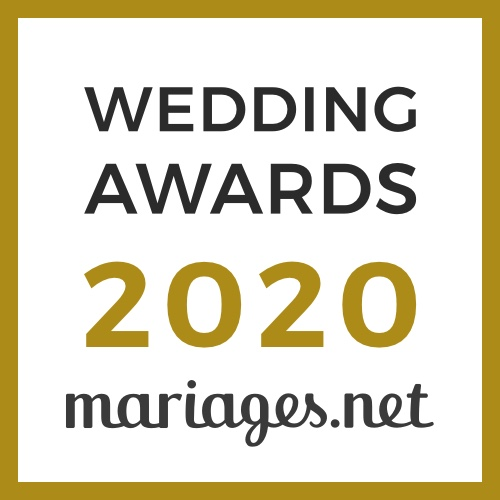 Fabyo-B,gagnant Wedding Awards 2021 Mariages.net